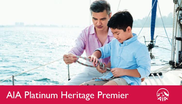 AIA Platinum Heritage Premier Review | InterestGuru.sg